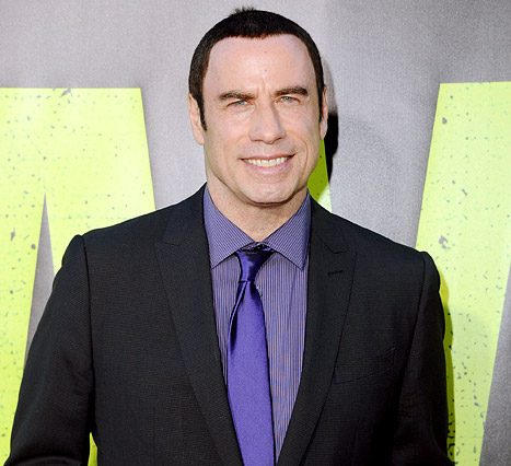 John Travolta Crashes a Wedding in Georgia!