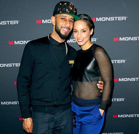 "Alicia Keys: I Thought Swizz Beatz Was ""So Annoying"" When We Met"