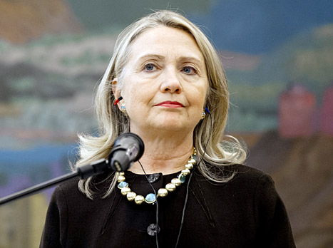Hillary Clinton Joins Twitter, Thanks Creators of Texts From Hillary