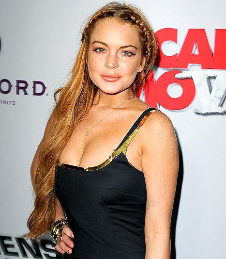 Lindsay Lohan Leaves Betty Ford for Malibu Rehab Center