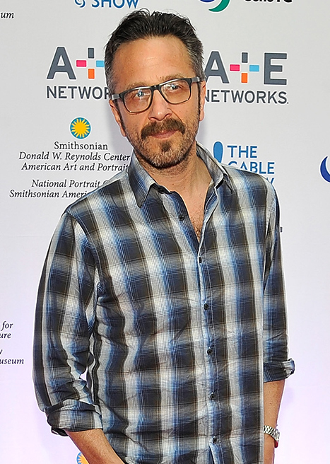 Marc Maron Engaged: Comedian Proposes to Girlfriend