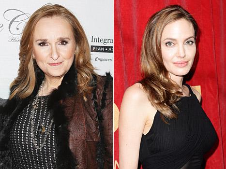 "Melissa Etheridge: Angelina Jolie's Mastectomy Is ""Fearful,"" Not ""Brave"""