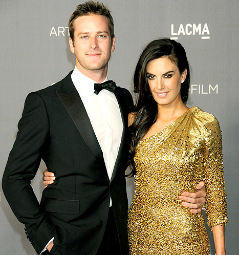 """Armie Hammer: Sex Became """"Different"""" After Marrying Elizabeth Chambers"""
