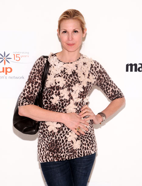 Kelly Rutherford Files for Bankruptcy Amid Custody Battle With Ex-Husband