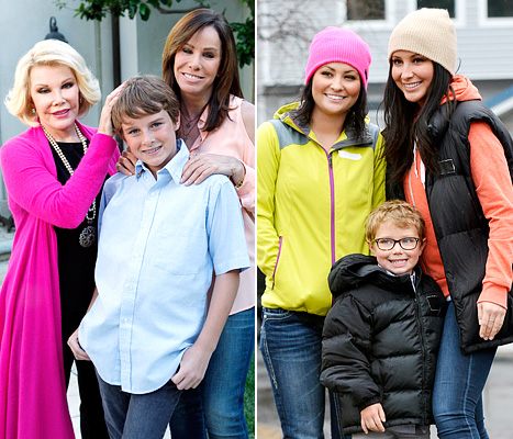 Celebrity Wife Swap: Bristol Palin Bonds With Joan Rivers, Lives Melissa Rivers' Hollywood Life