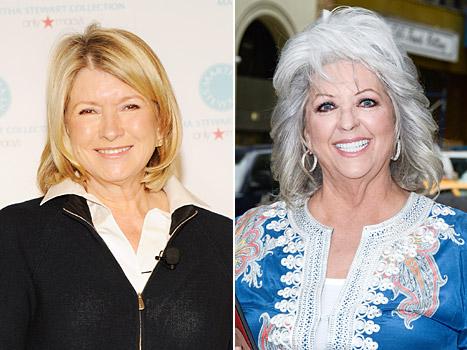 """Martha Stewart: """"I Feel Sorry for Paula Deen"""""""