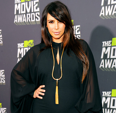 """Kim Kardashian Is """"Super Motivated"""" to Get Her Body Back Post-Baby, Trainer Tracy Anderson Says"""