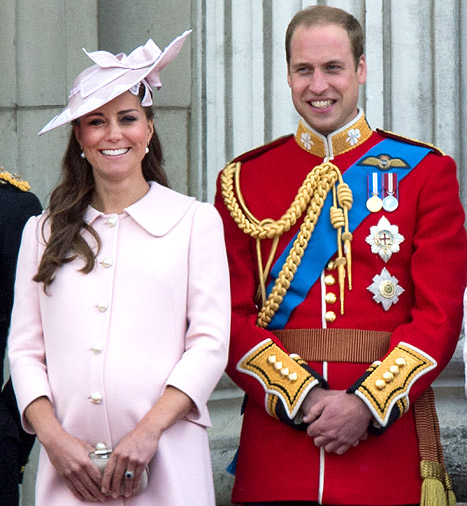 Kate Middleton Gives Birth to Baby Boy! Duchess, Prince William Welcome Son