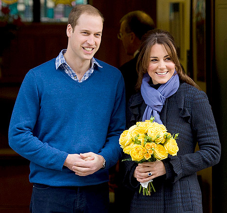 Kate Middleton, Prince William's Baby Gets Official Royal Title