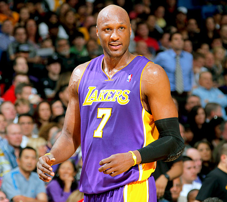 "Lamar Odom ""Close to Signing"" Back With Lakers"
