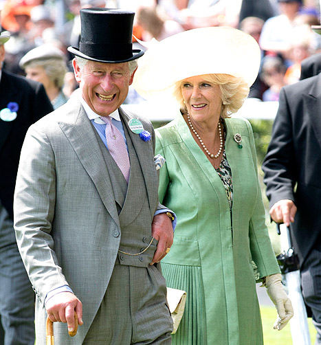 "Prince Charles on Royal Baby's Birth: ""My Wife and I Are Overjoyed"""