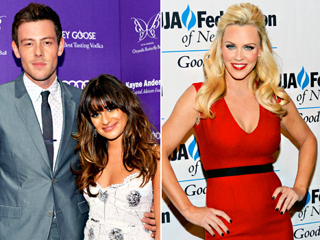 """Cory Monteith and Lea Michele Were """"Happy"""" Before His Death, Jenny McCarthy Joins The View: Top 5 Stories"""