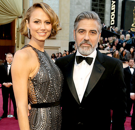 Stacy Keibler Opens Up About George Clooney Breakup