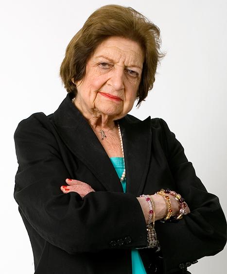 Helen Thomas, Longtime White House Correspondent, Dies at Age 92