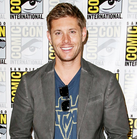 """Jensen Ackles on Being a First-Time Father: """"I'm Just Completely Lost"""""""