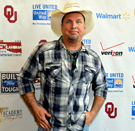 Garth Brooks Is a Grandfather!