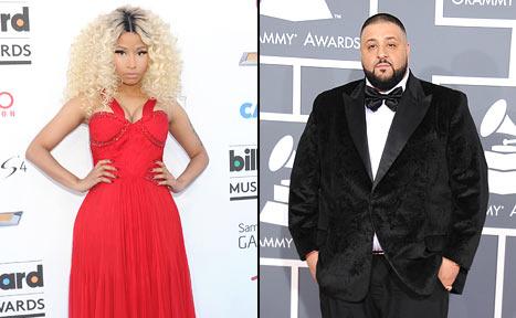 "DJ Khaled's Marriage Proposal to Nicki Minaj: ""I Was Serious"""