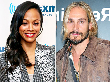 Zoe Saldana Marries Marco Perego in Secret Wedding Ceremony!
