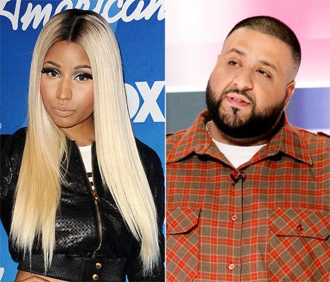 "Nicki Minaj Addresses DJ Khaled's Proposal: ""I Was Shocked,"" He Wasn't Serious"