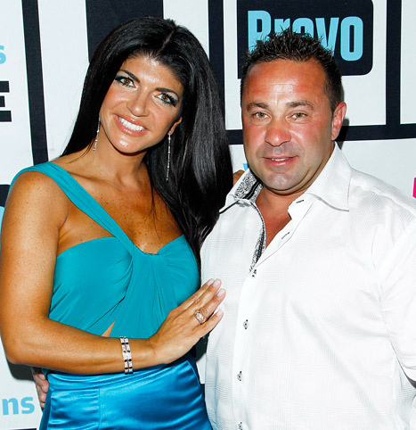 "Teresa Giudice Is ""Cool, Calm, Collected"" Over Indictment, Joe Giudice Could Be Deported"