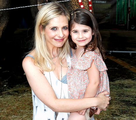 Sarah Michelle Gellar: Daughter Charlotte Doesn't Know I'm an Actress
