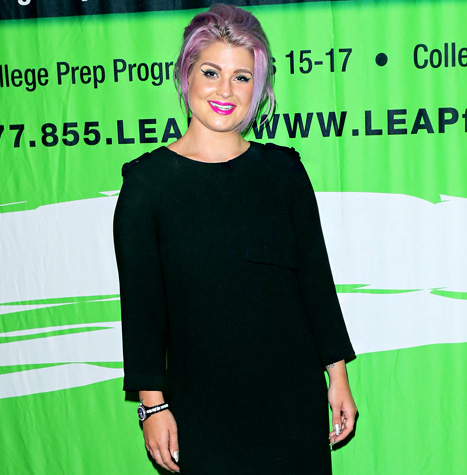 "Kelly Osbourne on Her Wedding: ""I'm Not Getting Married for Attention"""