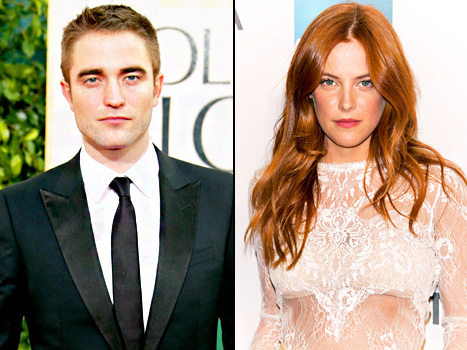 "Robert Pattinson Is ""Hooking Up"" With Riley Keough!"