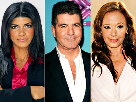 Simon Cowell Expecting Baby With Friend's Wife, Paul Haggis Writes Open Letter Praising Leah Remini: Top 5 Stories