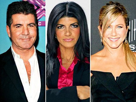 Simon Cowell Named in Friend's Angry Divorce Papers, Bethenny Frankel Doesn't Feel Sorry for Teresa Giudice: Top 5 Stories
