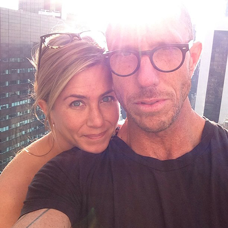 Jennifer Aniston Goes Without Makeup: See the Pic!