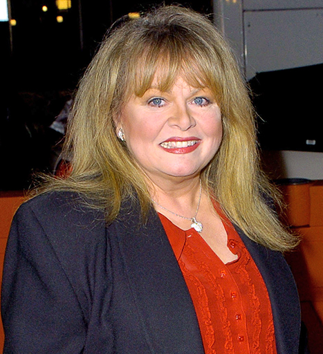 Sally Struthers Gets Trial Date in Maine DUI