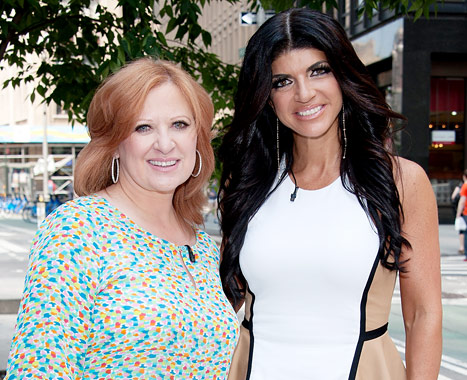 "Caroline Manzo on Teresa Giudice's Indictment: ""It's Unexpected"""