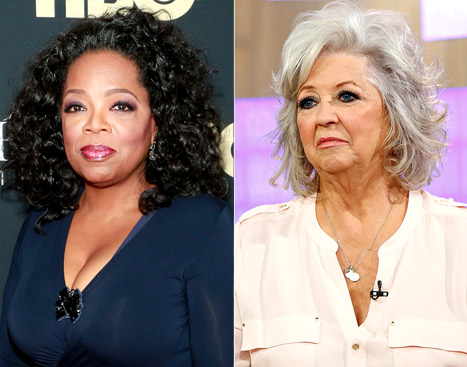 Oprah Winfrey Finally Comments on Paula Deen's N-Word Controversy