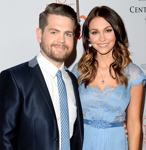 Jack Osbourne's Wife Lisa Pregnant With Second Child