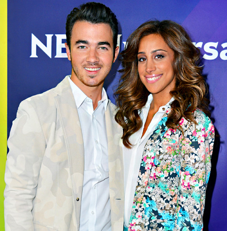 """Danielle Jonas Shares First Baby Sonogram: """"I Can't Believe This is Ours"""""""