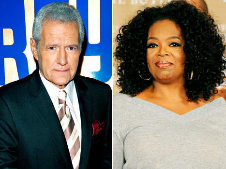 Alex Trebek Almost Makes Jeopardy Contestant Cry; Oprah Winfrey Speaks Out About Paula Deen: Today's Top Stories