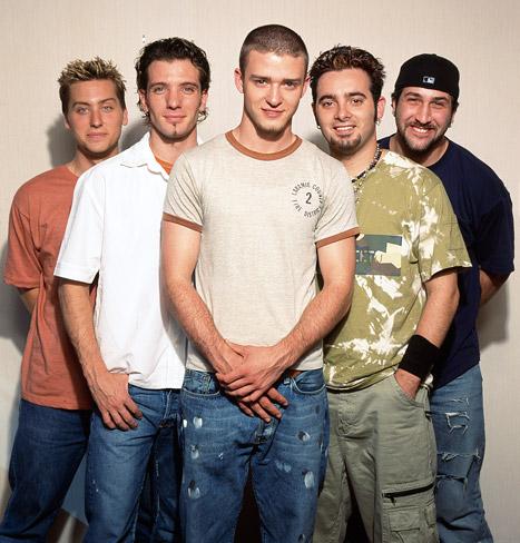 'N Sync to Reunite at VMAs? Justin Timberlake, Bandmates May Perform
