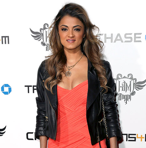 GG From Shahs of Sunset Served a Restraining Order: Ex-Boyfriend Afraid of Her Knives
