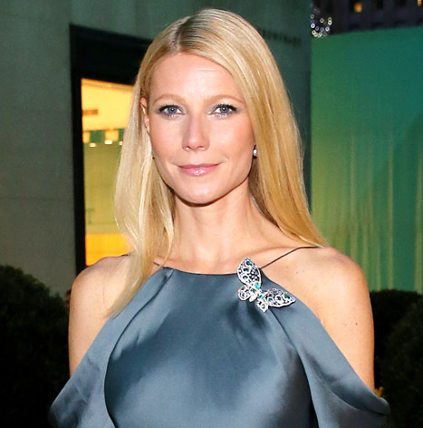 Gwyneth Paltrow Eats Only Steamed Vegetables at Carb-Filled Family Dinner