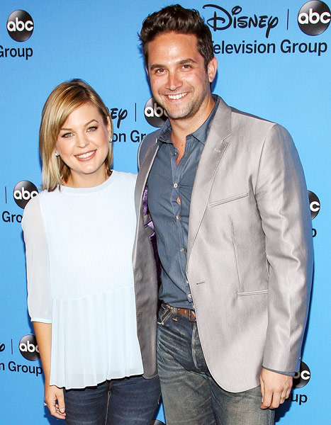 Kirsten Storms Reveals She's Married to Brandon Barash, Pregnant With First Child