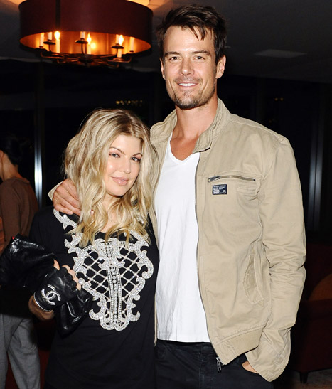 Fergie Gives Birth to Baby Boy Axl Jack With Husband Josh Duhamel!