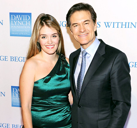 Dr. Oz's Daughter Daphne Oz Pregnant With First Child
