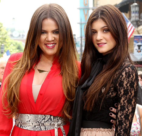 Khloe Kardashian, Kendall Jenner Hijack Kylie Jenner's Twitter With Raunchy Posts Amid Lamar Odom Drama