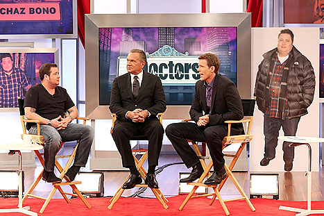 "Chaz Bono Reveals Weight Loss Success on The Doctors: ""Everything Is Easier"""