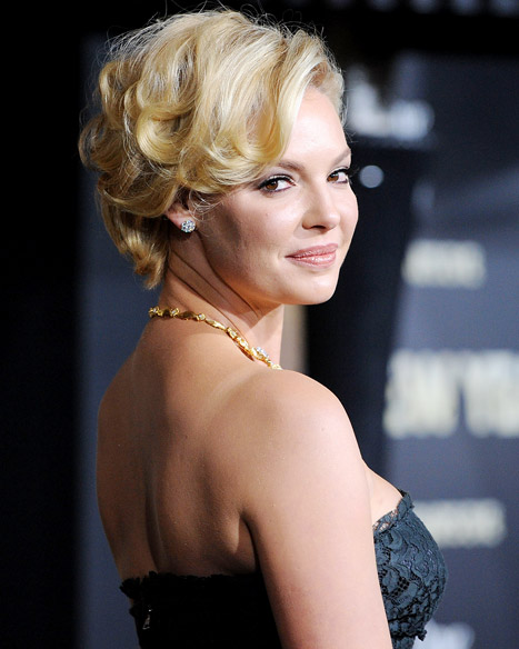 "Katherine Heigl Difficult, Demanding, ""Not Worth It,"" Hollywood Insiders Claim"
