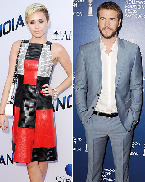 Miley Cyrus Stops Following Fiance Liam Hemsworth on Twitter