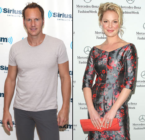 Katherine Heigl Slammed: North of Hell Costar Patrick Wilson Defends Actress, Says She's Not Difficult to Work With