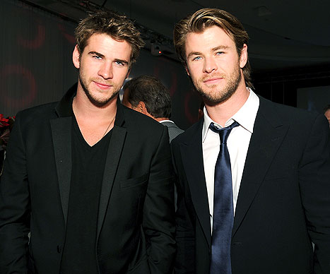 "Chris Hemsworth Says He's ""Very Supportive"" of Liam Hemsworth Amid Miley Cyrus Split"