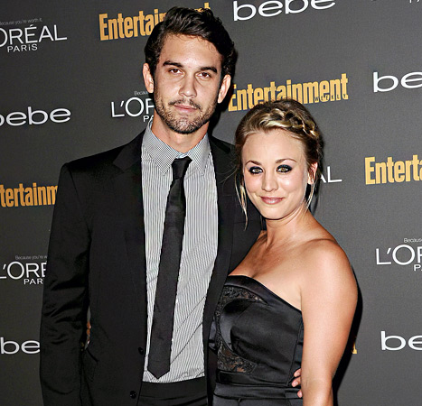 "Kaley Cuoco Talks Surprise Engagement: I Know It Seems ""a Little Crazy"""