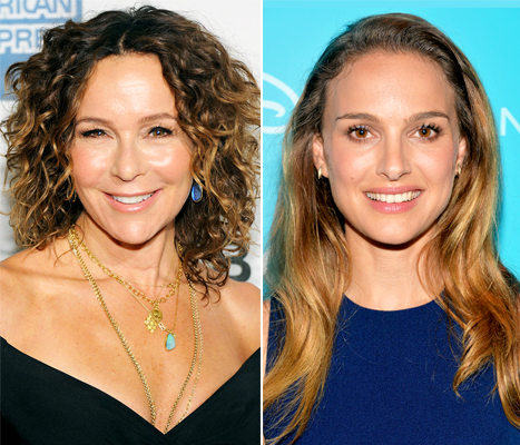 Natalie Portman, Jennifer Grey Attend Same Temple, Portman Freaks Out Whenever She Sees Her!